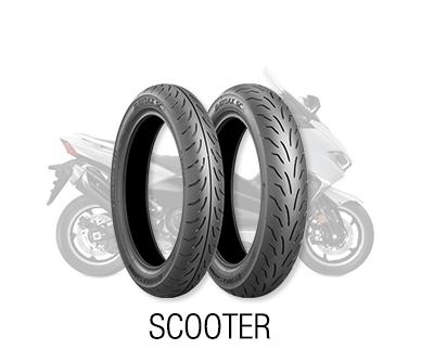 Pneumatiques Scooter