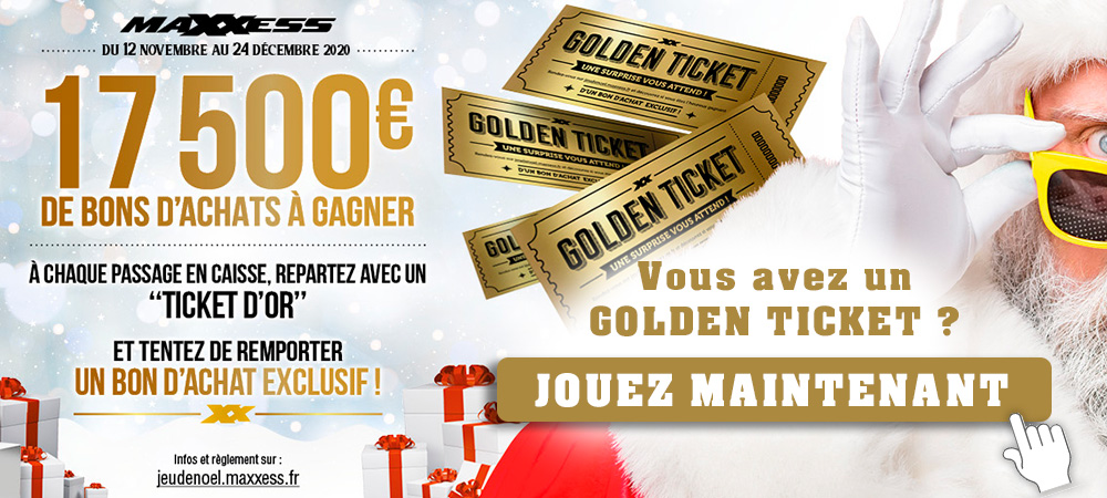 GOLDEN TICKET !